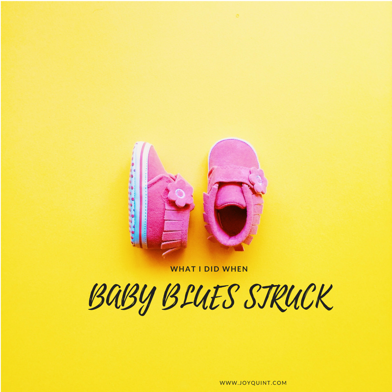Baby Blues : What I did When it Struck
